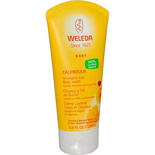 Weleda - Champú gel ducha caléndula 200 ml