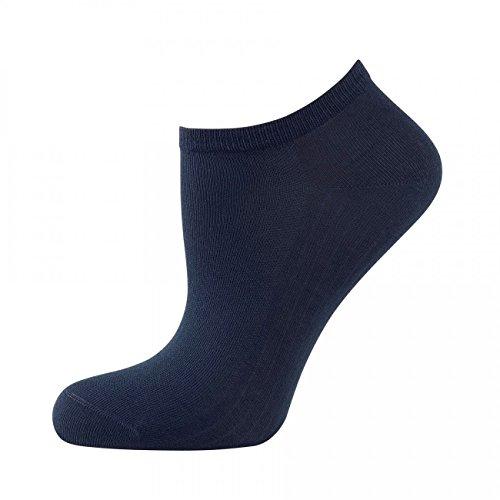 ELBEO Damen Sneaker Light Cotton 3er Pack