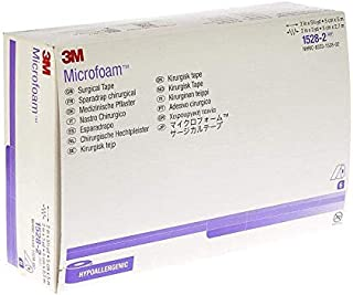 3M Microfoam Elastic Foam Surgical Tape 2