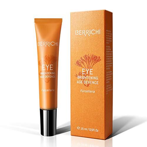 Anti Aging Augencreme gegen Falten und Augenringe | Augen Creme gegen Tränensäcke mit Astaxanthin | 15 ml Vegane Bio Naturkosmetik ohne Parabene | Augenpflege für trockene & empfindliche Haut