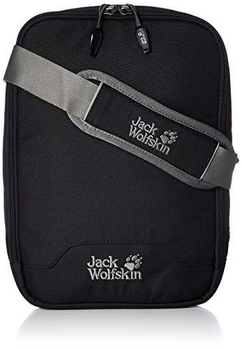 Jack Wolfskin Umhängetasche GADGETARY, black, 29 x 24 x 3.5 cm, 8001141-6000