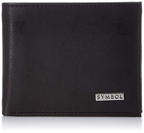 Amazon Brand - Symbol Men's Bi-fold Leather wallet