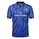 AFDLT Hommes Rugby Jersey 2019 Leinster à la Maison World Cup Summer Vêtements de Football Sports Loisirs T-Shirts Transpiration Respirant Sweat-Shirts,Blue,XXXL