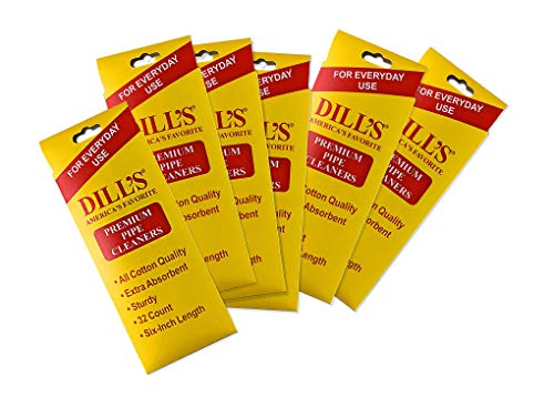 Dill's Daily Tobacco Pipe Cleaner (6 Pack)