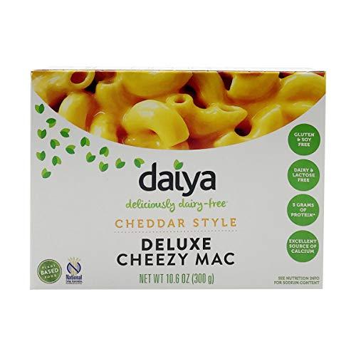 Daiya - Deluxe Cheezy Mac-Cheddarkäse-Art - 10.6 Unze.