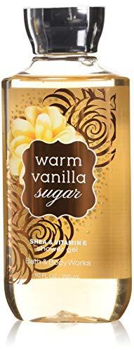 Bath and Body Works (Warm Vanilla) Sugar Shower Gel 295ml Duschgel aus USA