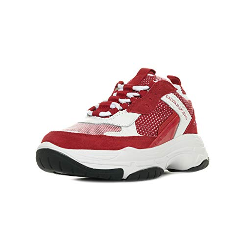 Calvin Klein Maya B4R0823WHITERED, Sneakers
