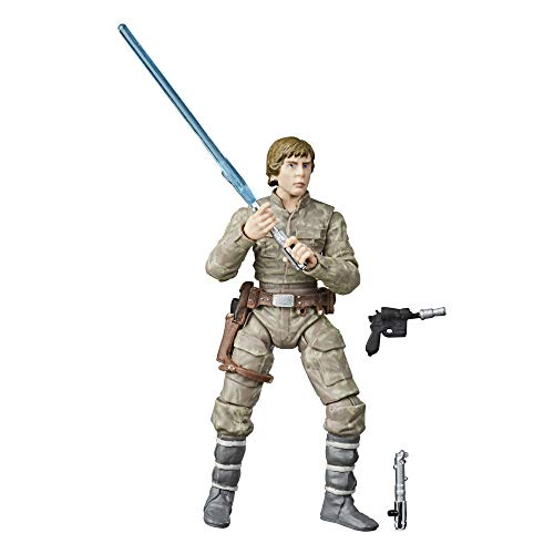 Star Wars The Vintage Figura De Luke Skywalker Bespin, Collection El Imperio Contraataca (Hasbro E9571ES0)