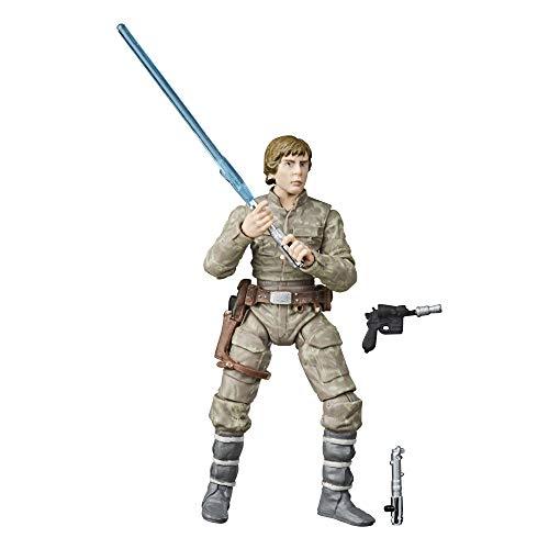 Hasbro Star Wars The Vintage Collection - Luke Skywalker (Bespin) (Action Figure da 9,5 cm ispirata al film Star Wars: L'Impero Colpisce Ancora)