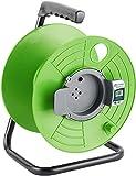 Electraline 2085911UI Enrouleur de Câble de jardin sans câble