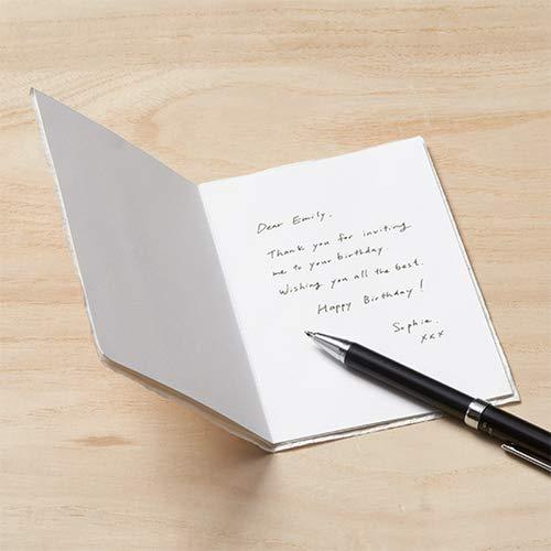 和のふみメッセージカード真紅C605R