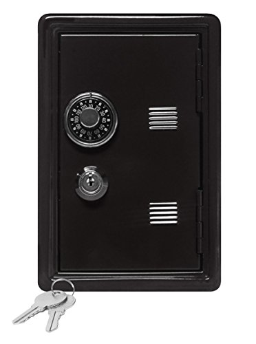 Metal Miniature Safe