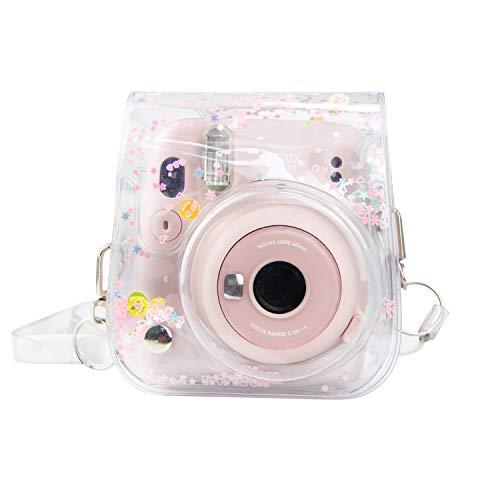 Funda protectora transparente para cámara Fujifilm Instax Mini 11, Mini 8, Mini...