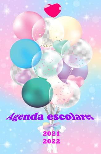 Agenda escolares 2021-2022: planificador escolares 2021 2022 2 días por página Para estudiantes primaria colegio secundaria , (finales de agosto 2021 ... organizador del estudiante niña niño
