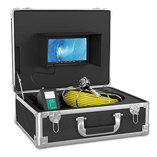Sewer Camera 100ft,Sewer Inspection Camera Inspection Camera Pipeline...
