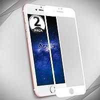 iPhone 7 Plus Protector de Pantalla [2 Unidades] Aribest iPhone 7 Plus Protector de Pantalla Cristal Templado para...