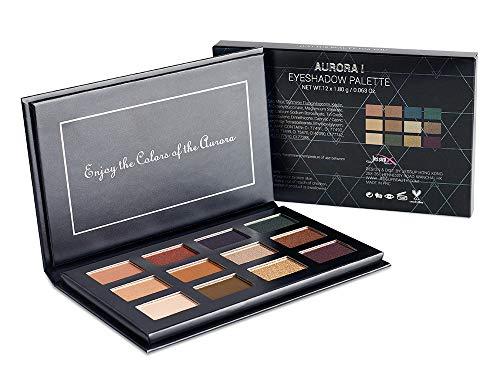 Jessup Makeup Lidschatten Palette 12 Farben Augen Shade Eyeshadow Kosmetik Natürlich...
