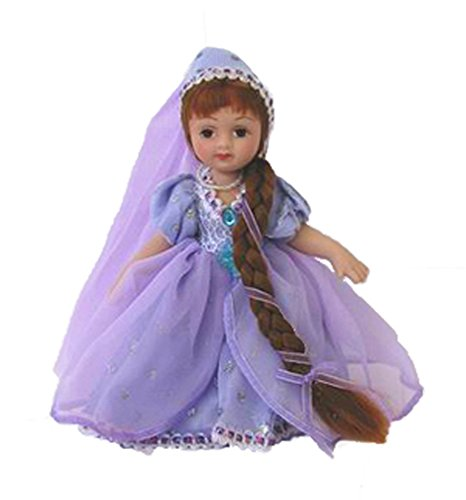 Show Stoppers 7' My Princess Lavender Porcelain Doll with Stand