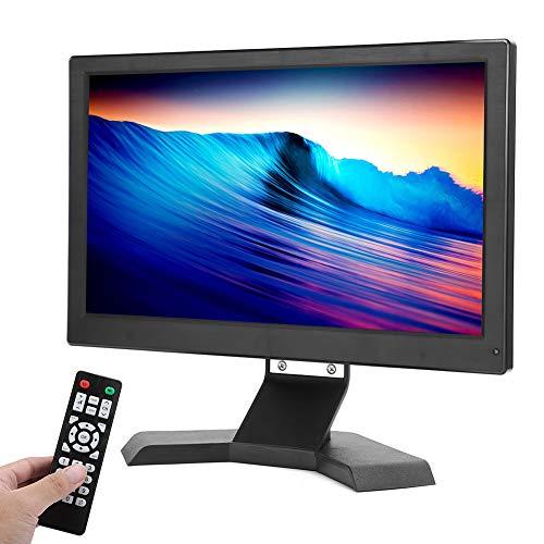Monitor Portátil, Monitor IPS de 13,3 Pulgadas 1920 X 1080 Pantalla 16: 9 HD para DVD de Portátil PS4(EU)