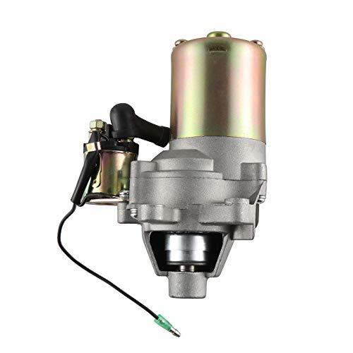 JRL Starter Motor mit Magnetspule passend für Honda GX160 5,5 PS & GX200 6,5 PS