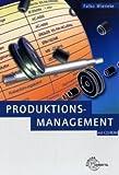 Produktionsmanagement - Falko Wienecke