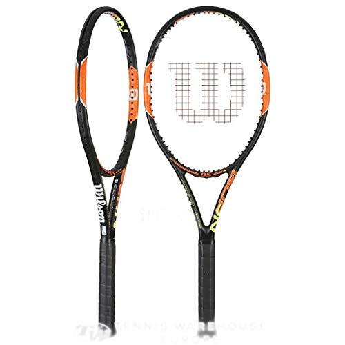 Raquetas De Tenis Cabeza Niños Titanio De Carbono Solo Mate