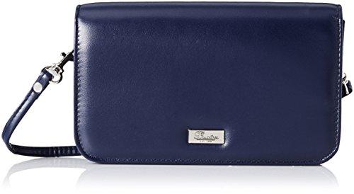 Buxton Women's Crossbody Mini-Bag, Navy, One Size Buxton Mini Mini Bag