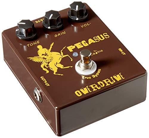 Caline CP-43 Pegasus Overdrive Guitar Effects Pedal Klon Centaur Simulation