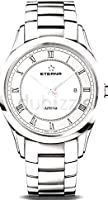 Eterna Men's Artena Silver - Swiss Made Watch