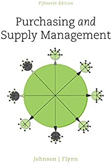 purchasing and supply management johnson