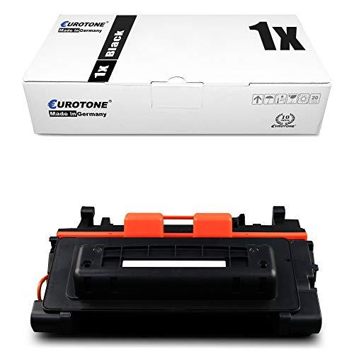 1x Eurotone kompatibler Toner für HP Laserjet Enterprise M 4555 f h fskm MFP ersetzt CE390A 90A