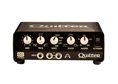 Quilter Guitar Amplifier Head, Black (101-MINI