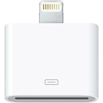 Apple Lightning - 30ピンアダプタ MD823ZM/A