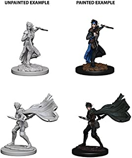 WizKids Pf Mini- Elf Female Rogue