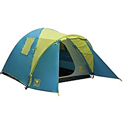 5000mm Waterproof Family Dome Tent