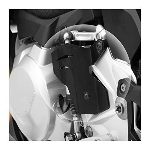 Apricot blossom Fit for BMW F850GS F750GS F750 F850 GS Abenteuer ADV 2018-2020 Gang Schalthebel Rückseite Bremszylinder Schutzschutzabdeckung (Color : F850GS ADV 2018 2020)