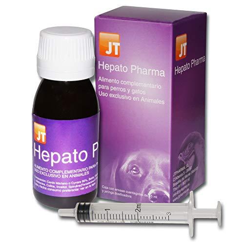 JTPharma Hepato Pharma - 55 Ml