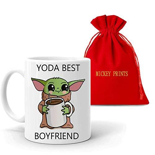 Kaffeetasse für Freund oder Ehemann, mit Aufschrift
