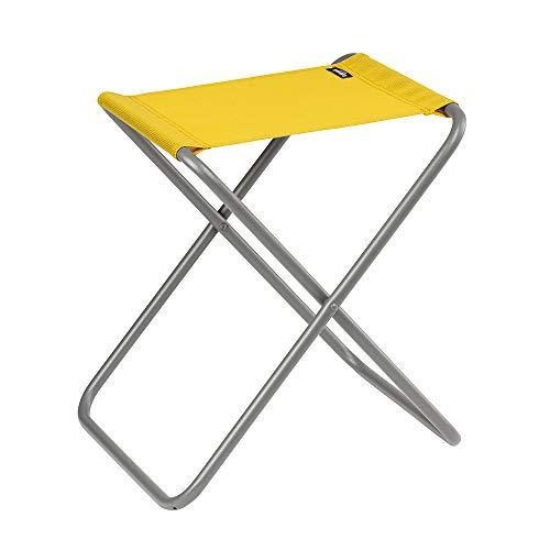 LAFUMA MOBILIER Camping-Klapphocker, PH, Texplast, Farbe: Tournesol, LFM2836-9273