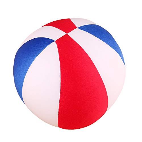 Fußball-Sport-Ball, Wurfkissen, weiches Plüsch-Spielzeug, langlebig, Stoffball, Geschenk, geeignet für Kinder und Jungen