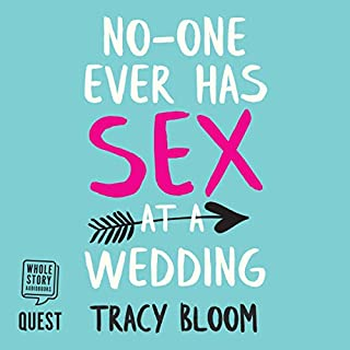 No-one Ever Has Sex at a Wedding audiobook cover art