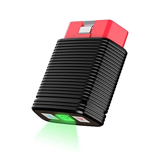 thinkcar PRO Bluetooth OBD2 Scanner, Scanner OBD2 a Sistema, Strumento di scansione diagnostica per Auto, Vin Automatico, Motore per iOS e Android, Offerta 5 Auto o Software di ripristino