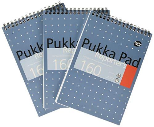 Pukka Pad PP00121 80gsm Reporter...