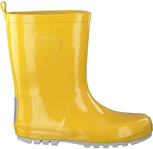 ShoesMe RB7A092-E KIDS' WELLIES 30 Yellow