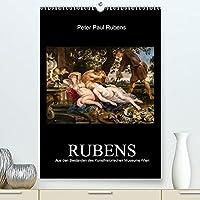 Peter Paul Rubens - Rubens (Premium, hochwertiger DIN A2 Wandkalender 2022, Kunstdruck in Hochglanz): Meisterwerke von Rubens (Monatskalender, 14 Seiten )