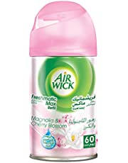 Air Wick Air Freshener Freshmatic Refill Magnolia and Cherry Blossom, 250ml