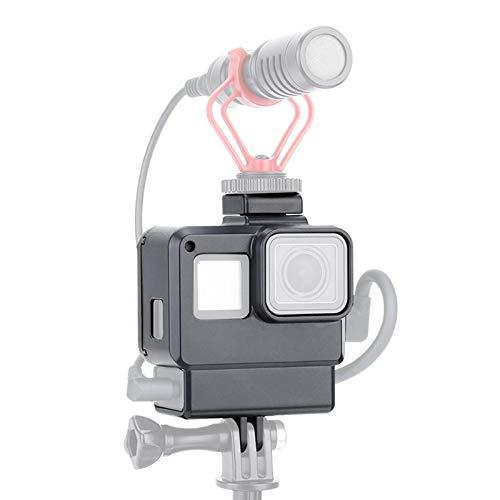 LICHIFIT V2 Vlog Funda protectora Carcasa Caja de carcasa Compatible para GoPro...
