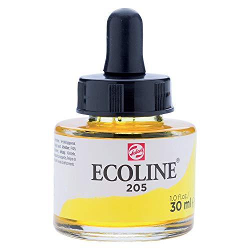 Ecoline 30 ml Talens Avulso Lemon Yellow 205