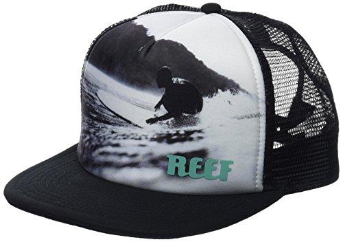 Reef_Apparel Reef Going Left Hat Gorra de béisbol, Negro (Black Bla), Talla única para Hombre