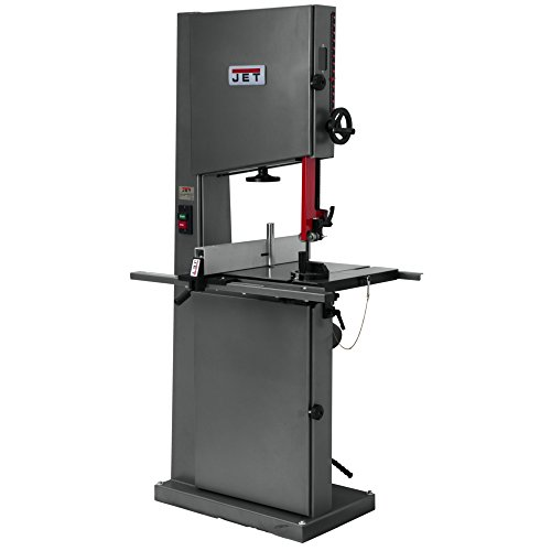 JET 414418 1 HP Metal or Wood Vertical Bandsaw